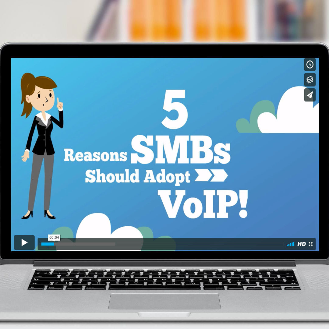 5 Reasons Every SMB Should Adopt VoIP